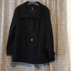 Black dress jacket